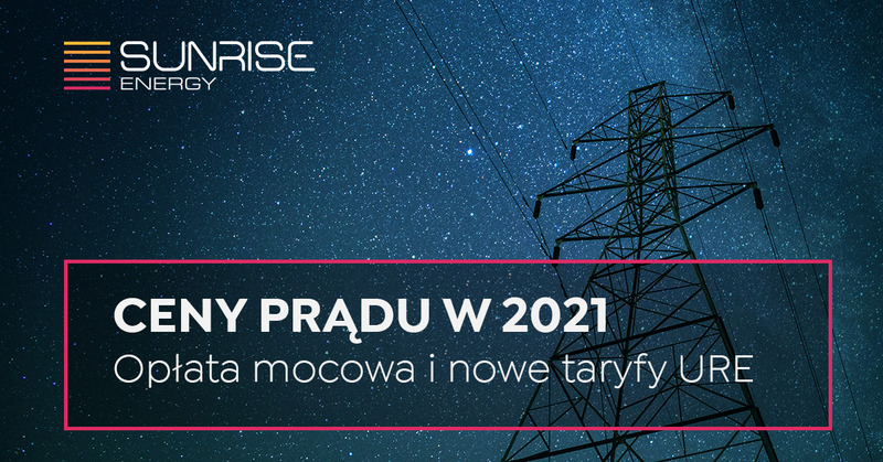 Ceny Prądu 2021