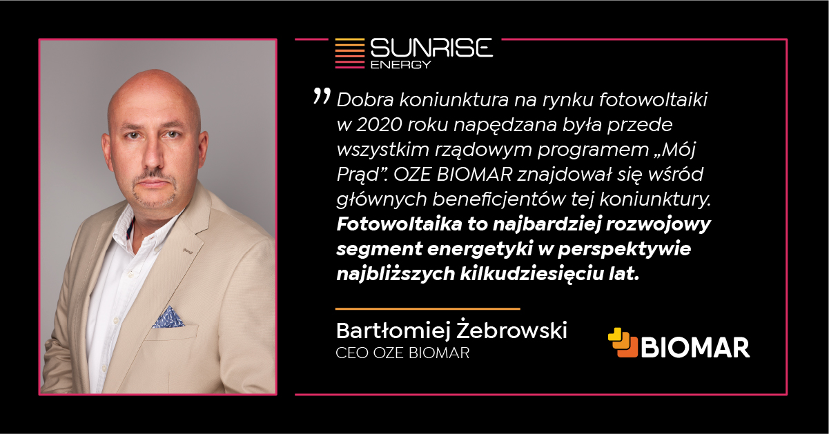 Podsumowanie 2020 - Bartłomiej Żebrowski