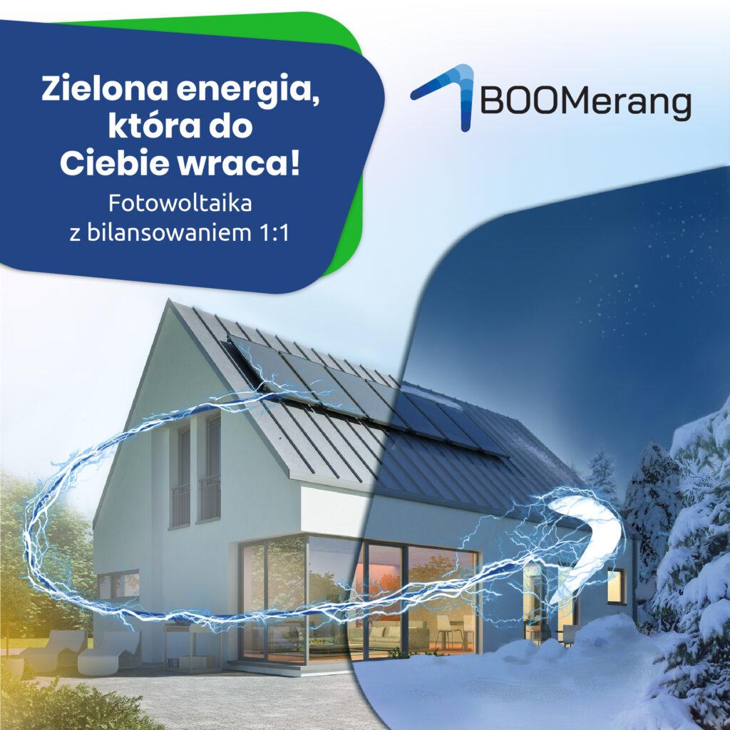 Należąca do grupy kapitałowej Sunrise Energy marka Enelogic prezentuje rewolucyjną ofertę BOOMerang.